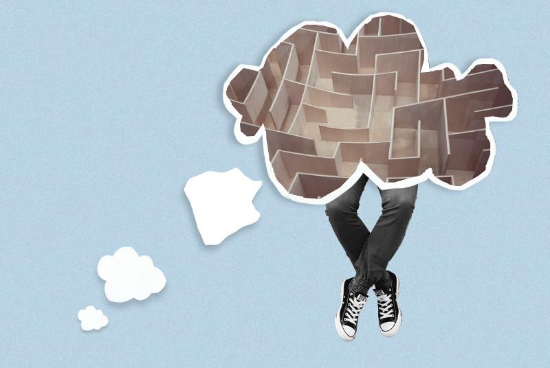 3 kroki pracy zprzekonaniami